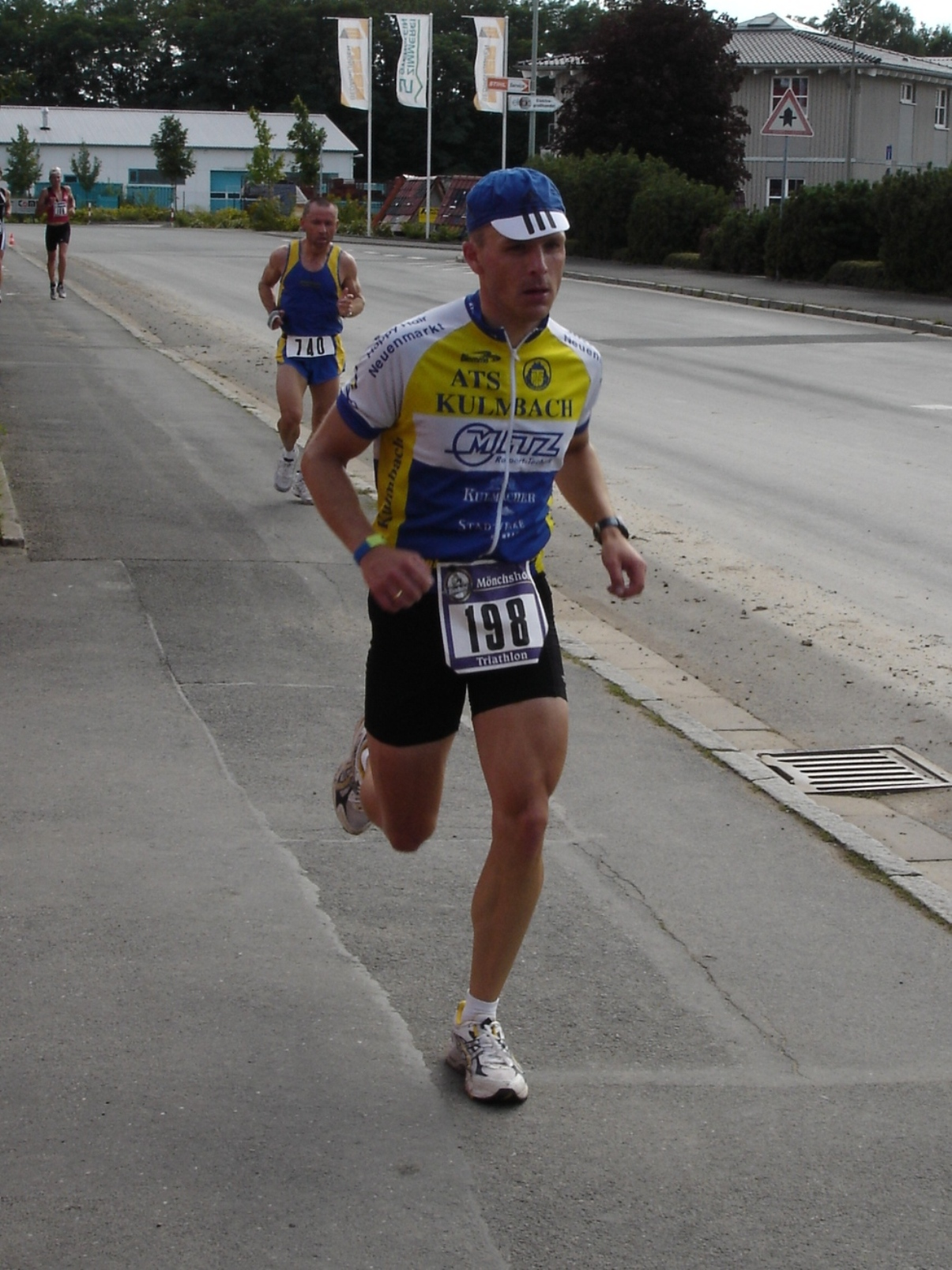 Mönchshof Triathlon